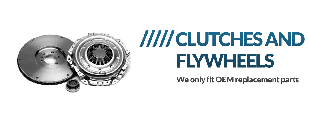 Clutch & Flywheel (DMF) Replacement Birmingham
