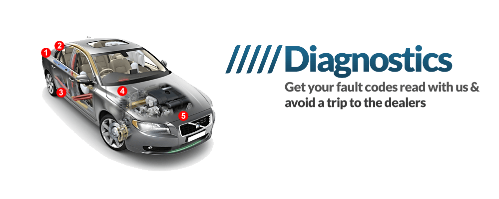 Automotive diagnostics Birmingham UK